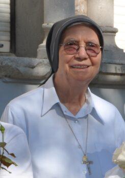 Saluto riconoscente a suor Pierangela Melan