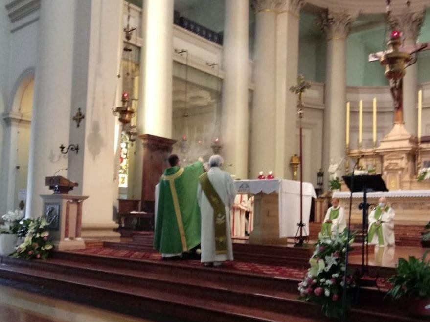 Don Riccardo- prima messa in Duomo (1)